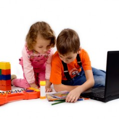 Adoption associated with Computers at the beginning of Childhood Education