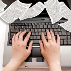 Writing helps earning