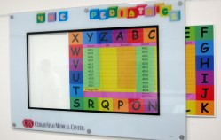 Glass Marker Board