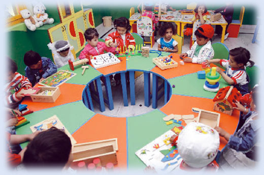 Best Day Care Center for Kid