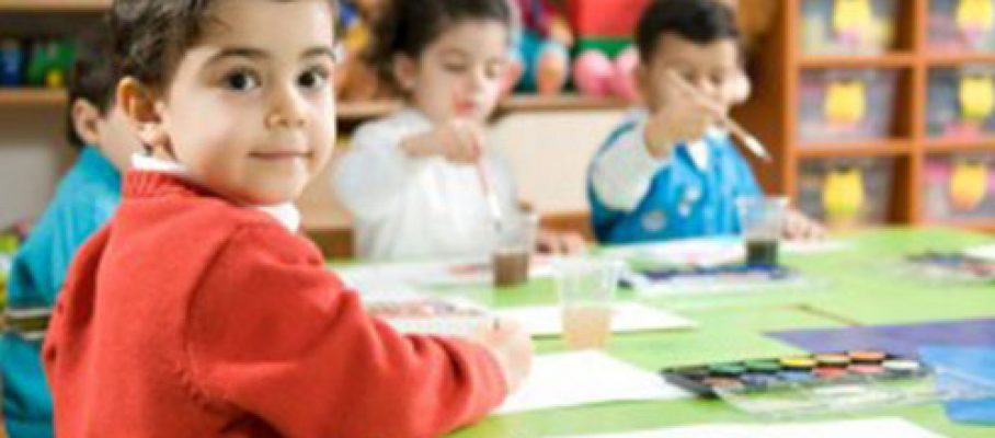 Nursery Education Programs